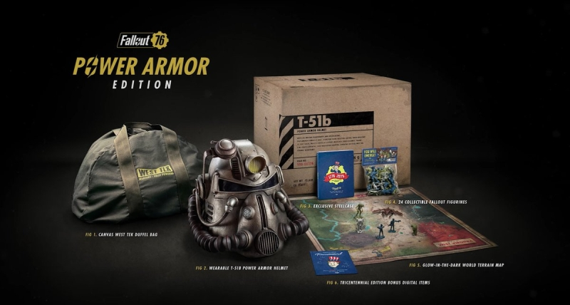 Fallout 76 special edition.