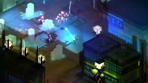 fighting in transistor game