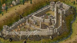 stronghold 1 hd remastered