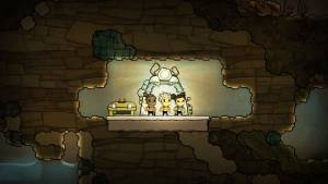 Oxygen Not Included graphics game