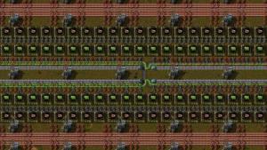 graphics in Factorio game