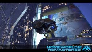 Homeworld strategy remastered