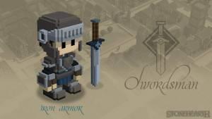 Stonehearth iron armor