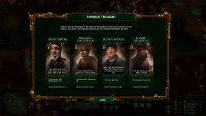 They are Billions mayors characters
