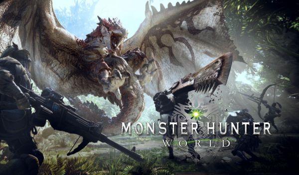Monster Hunter World black friday