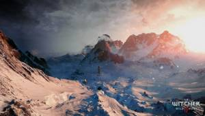 mountains-in-witcher-3-game