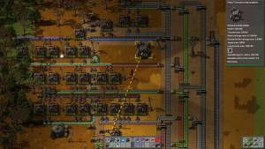 new research Factorio game