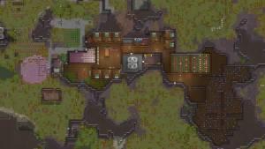 Rimworld pixels game