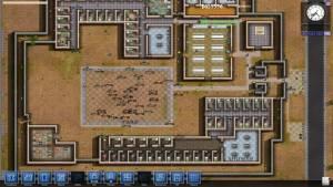 Prison Architect gameplay