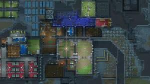Rimworld game graphics