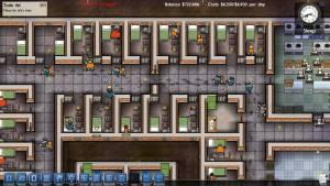 riot in Prison Architect
