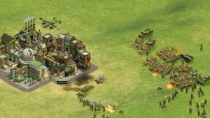 Warsaw in Rise of Nations gameplay