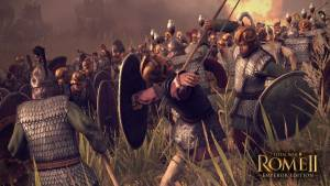 strategy game total war rome II