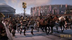 total war rome rts game