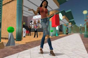 second life game like sims