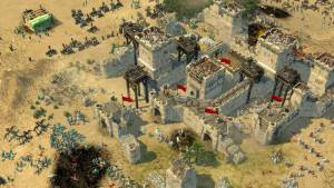 stronghold 2 - best game like age of empires