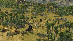 similar game to aoe stronghold 2