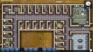 bad time Prison Architect