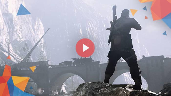 Sniper Elite 4 Youtube Trailer