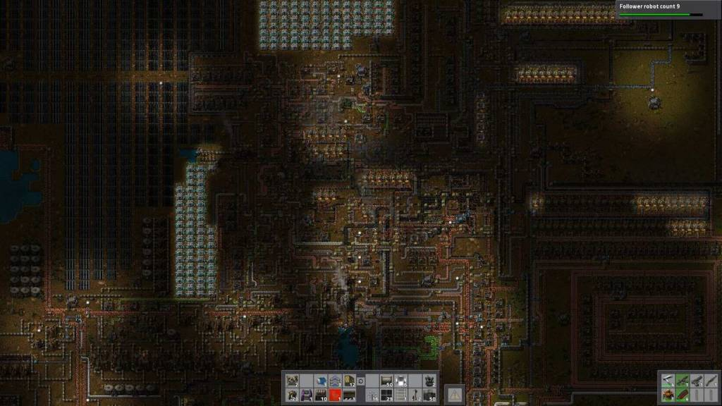 Factorio game graphics