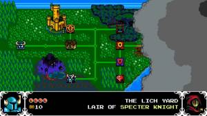 Specter Knight video game
