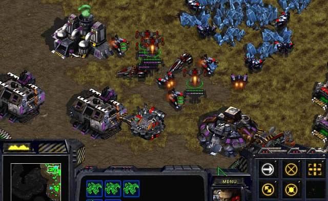starcraft original 1998 game