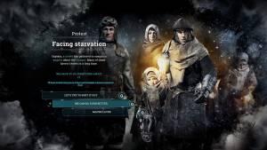 Frostpunk colony starvation