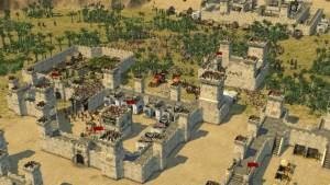 mac game like age of empires - stronghold 2
