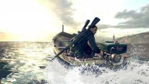 water scene in sniper elite IV