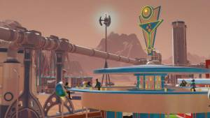 Surviving Mars zoom colony game