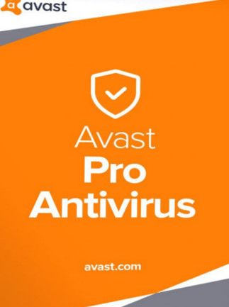 Avast Pro Antivirus 3 Devices 1 Year PC