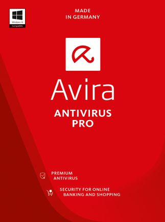 Avira Antivirus Pro 1 User 1 Year License Key