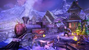 Borderlands 2 DLC gameplay
