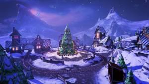 Borderlands 2 Christmas video game