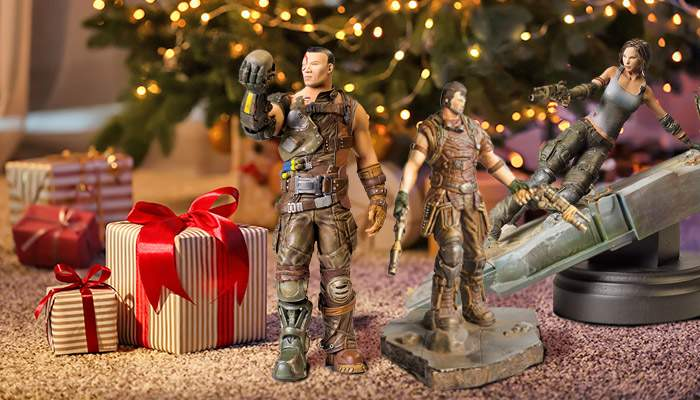 Video Game Collectibles as a christmas gift