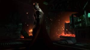 Batman Arkham gameplay
