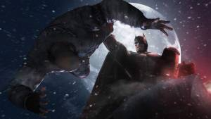 Batman Arkham HD game fight