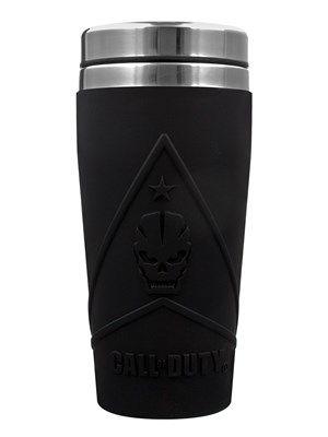 Call of Duty Black Travel Mug