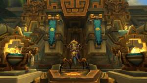 WOW Battle of Azeroth game characters