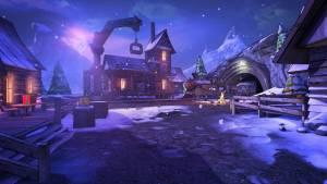 Borderlands 2 christmas city game
