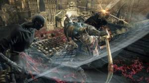 Dark Souls 3 graphics game