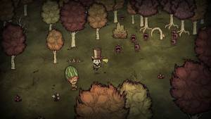 Dont Starve adventure game