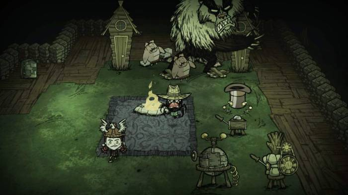 Don't Starve together game