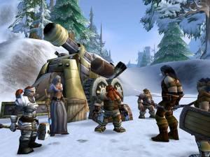 WOW dwarfs characters