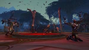 Battle of Azeroth gameplay