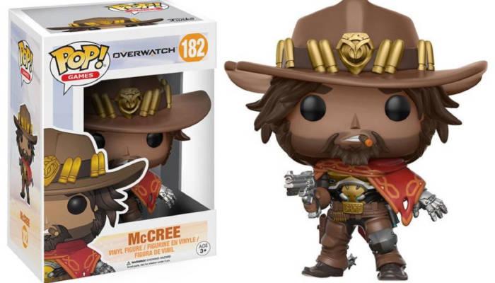 Funky Pop Overwatch Figure