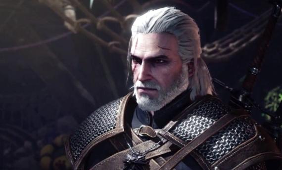 Geralt of Rivia will visit Monster Hunter World - G2A News
