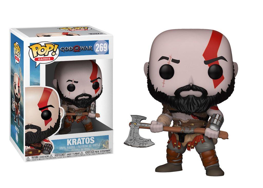 God of War Kratos Funko Pop Figure