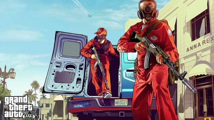 GTA V guns