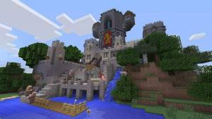 Minecraft video graphics